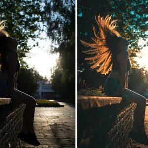 nyári lightroom presetek