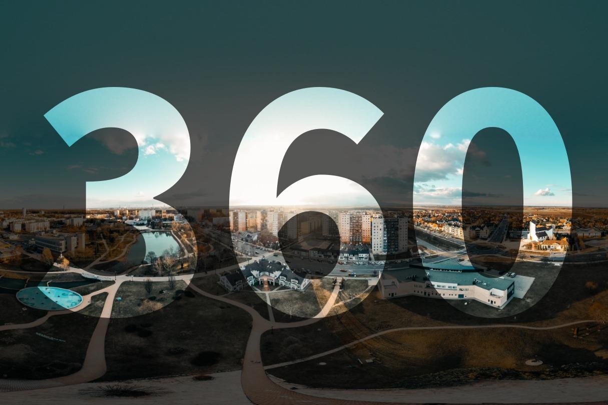 360 fokos fotó