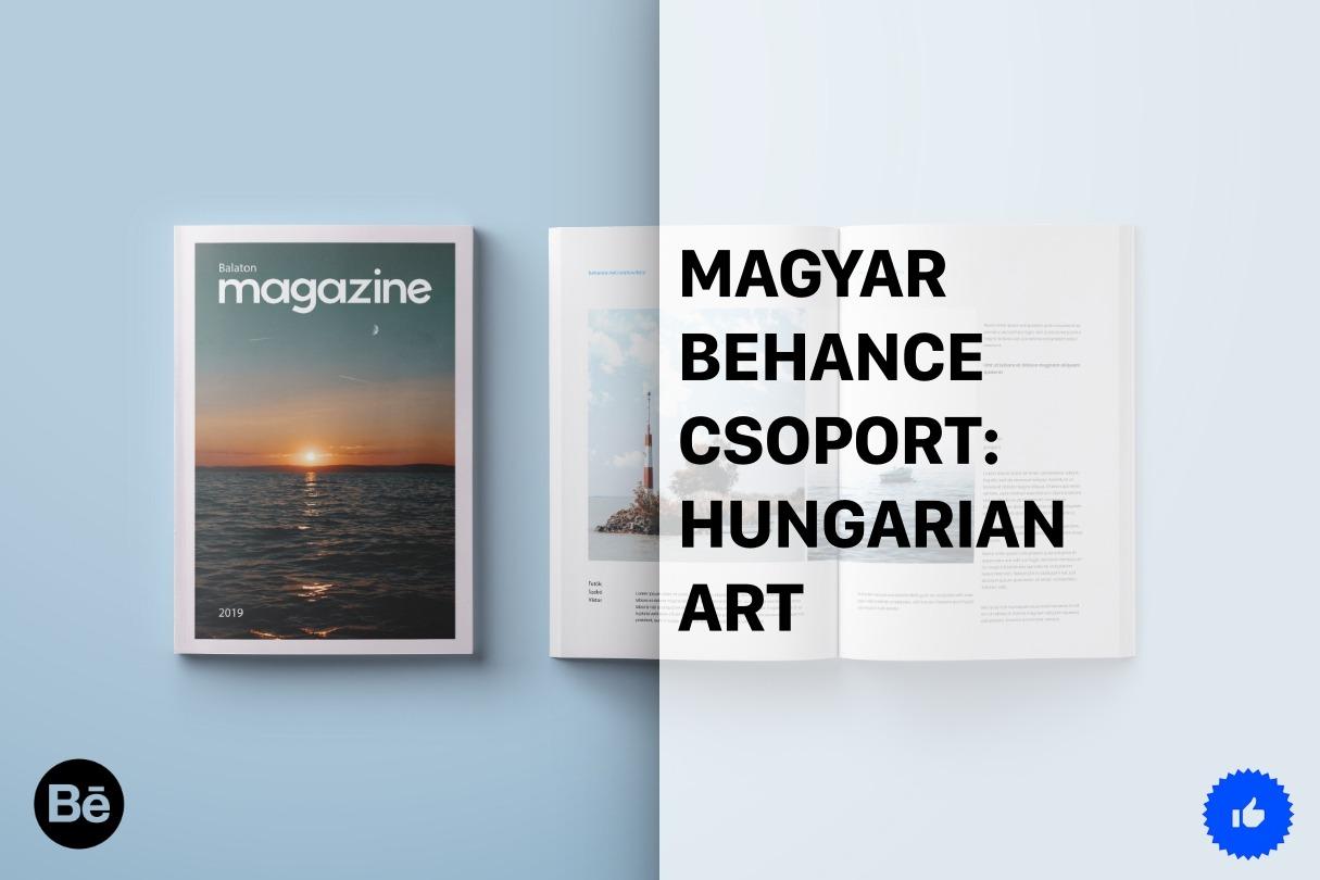 magyar behance