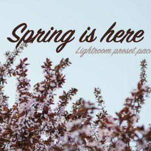 spring preset pack