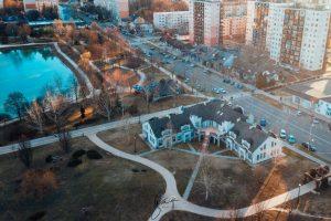 tiszaújváros drón fotó
