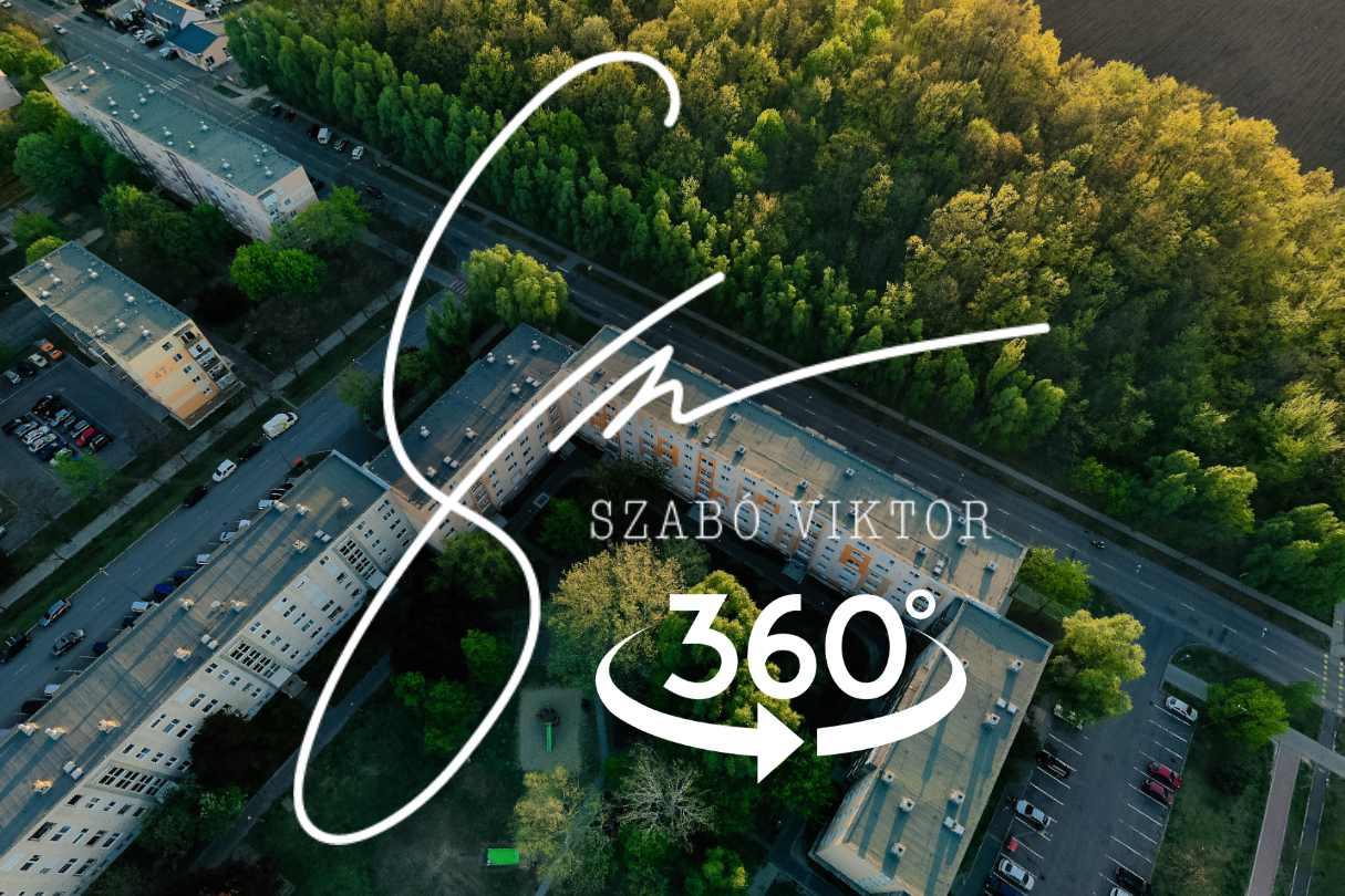 légifotó tiszaújvárosról