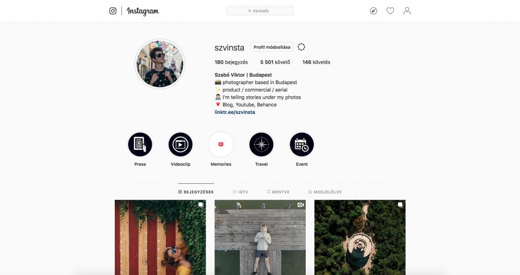 Instagram fotósoknak kötelező használni ezt a platformot is
