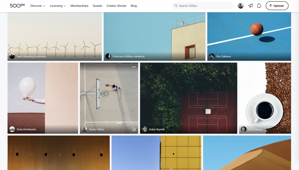 500px Collection: Minimalism