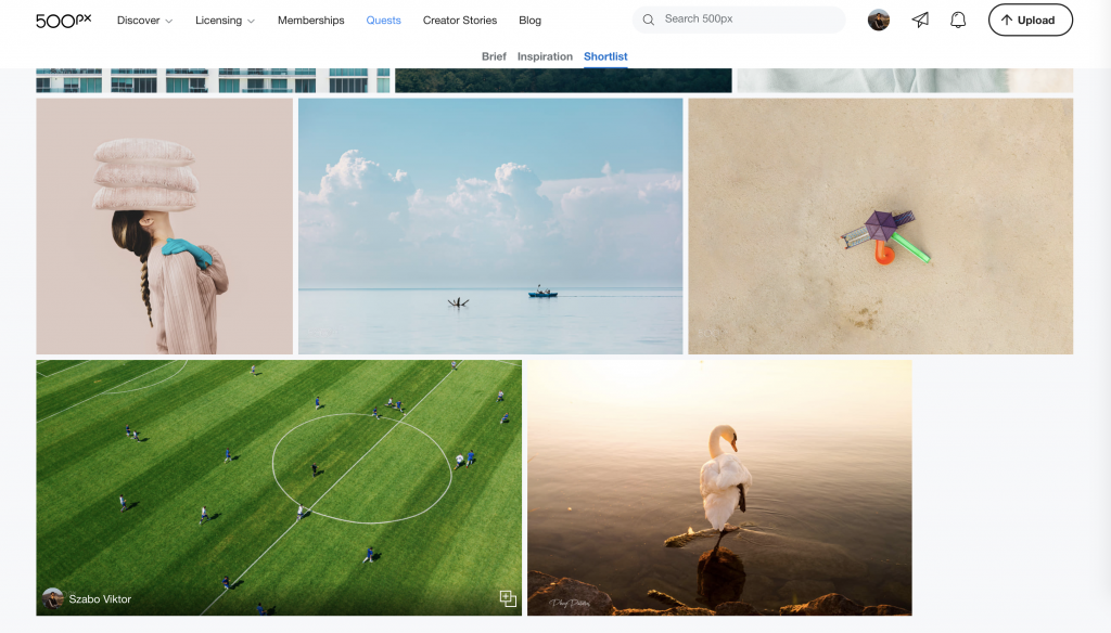 500px Takeover: September Edition shortlist